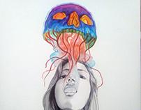 Medusa de Humo