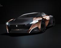 Peugeot Onix Ilustrado