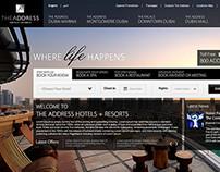 Address Hotel UAE