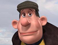 Mr. Tweedy 3D