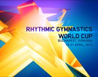 RHYTHMIC GYMNASTICS, ROMANIA 2013