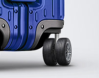 Michelin luggage tyres