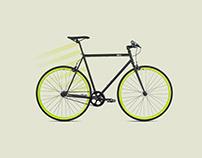A campaign for biking passionates