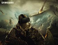 Samsung Gear VR ad