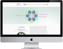 Maya's Acupuncture and Healing Website
