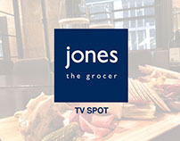 jones the grocer 30' spot