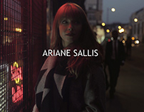 ARIANE SALLIS in Shoreditch