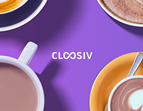 Cloosiv brand identity