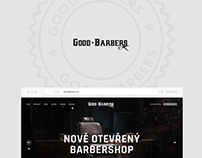 Good Barbers— preview of visual communication