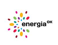 energiaOK identity / branding