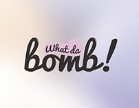 What the bomb! | Branding