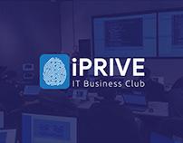 Logo design for iPRIVE