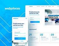 Webplacas Site