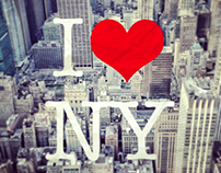 New York - I Love You