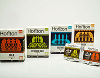 HORIZON Rice : Packaging