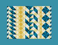 Gan rugs. Mosaïek collection