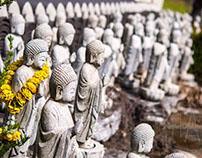 Wawoojeongsa Temple - Yongin, South Korea
