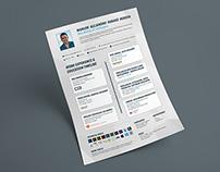 Resume Creative Design
