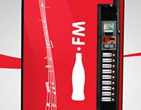 Vending Machine Coca Cola Music