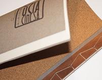 Sketchbook   wood+cork 1#