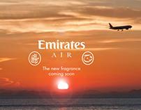 Emirates Airlines Fragrance Design