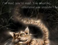 'Cheshire Cat'