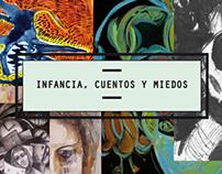 INFANCIA, CUENTOS Y MIEDOS - Gráfica