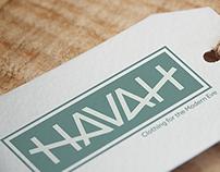 Havah Apparel - Brand Identity
