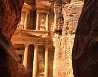 Chasing Magic: The Petra Edition