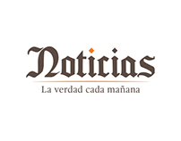Rediseño de Diario | Newspaper Redesign