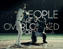 MoneyBall movie on-air promo graphics