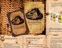 ACUARIUM - juego de cartas coleccionables