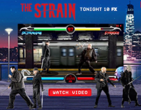 The Strain Season 3 Digital Campaign