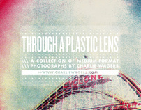 Through A Plastic Lens - Zine