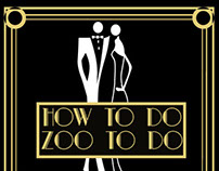 Audubon Institute: Zoo To Do Infographic