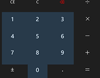 Concept Calculator for Microsoft Windows