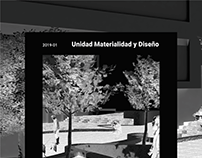 CC_UI MATERIALIDAD Y DISEÑO PROYECTO_PLAZA_201910