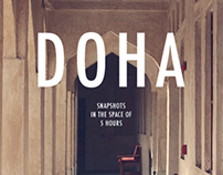 Journey of Doha, Qatar