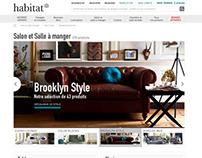 E-commerce Habitat