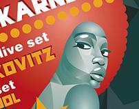 Funkarnival - Poster