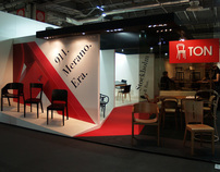TON | Exhibition booth 2010