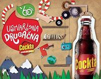 Cockta - Created different