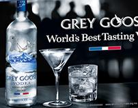GREY GOOSE: World's Best Tasting Vodka
