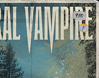 Herold Condensed Typeface | Literal Vampire Branding