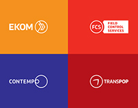 EKOM GROUP rebranding