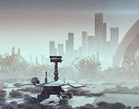 Distant civilization