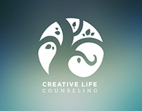 Creative Life Counseling Logo