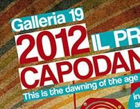 Galleria 19 Capodanno 2012 - Poster