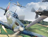 KE History - The Battle of Britain
