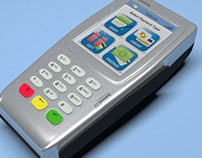VX 680 Wireles Verifone POS